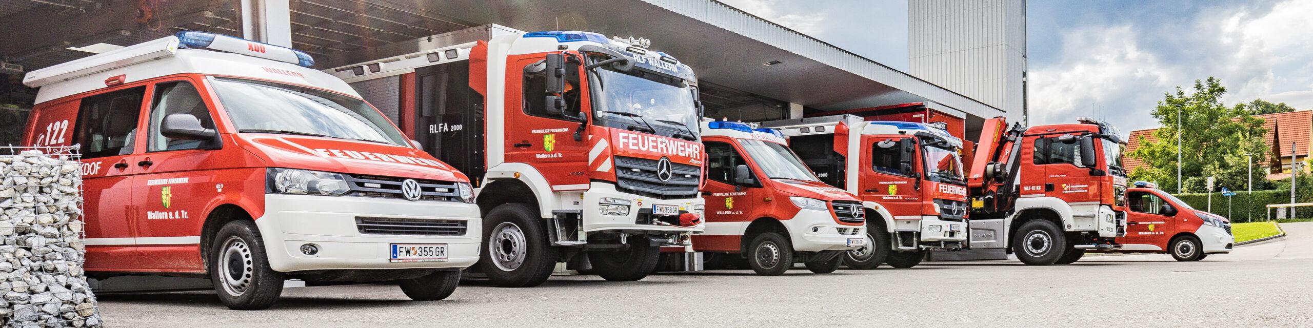 Freiwillige Feuerwehr Wallern an der Trattnach